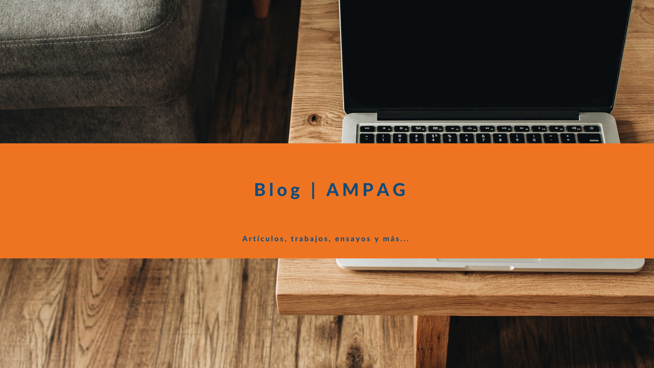 Banner Blog AMPAG
